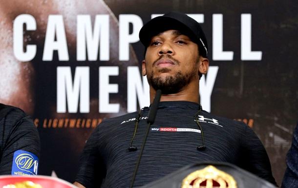 Джошуа: Усик - найкращий боксер світу незалежно від вагової категорії
