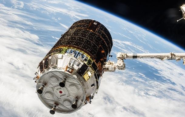 Японія запустила вантажний корабель на МКС