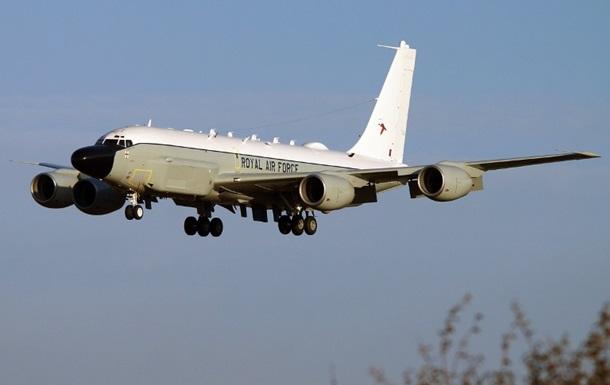 Британський літак провів розвідку поблизу Криму
