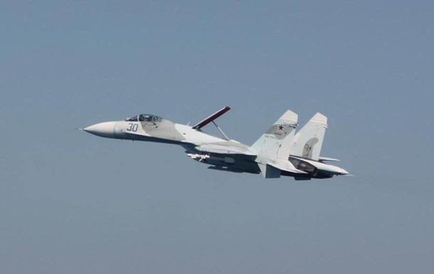 Над Чорним морем Су-27 небезпечно зблизився з Ан-26 - ВМС