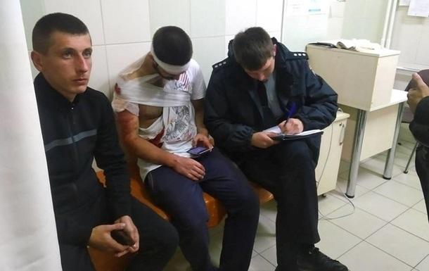Во Львове на анархистскую организацию совершили вооруженное нападение