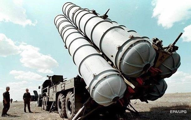 Россия передаст Сирии ракетный комплекс С-300