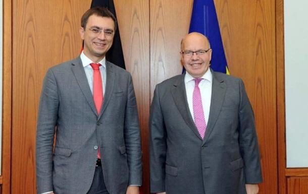 1-ый автобан вгосударстве Украина могут построить заденьги Германии