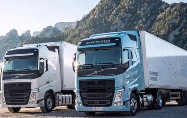 Volvo припинила складання вантажівок в Ірані