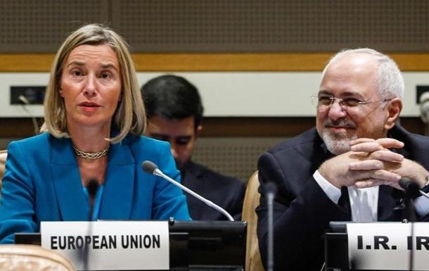 ЄС створить механізм, аби обійти санкції США проти Ірану