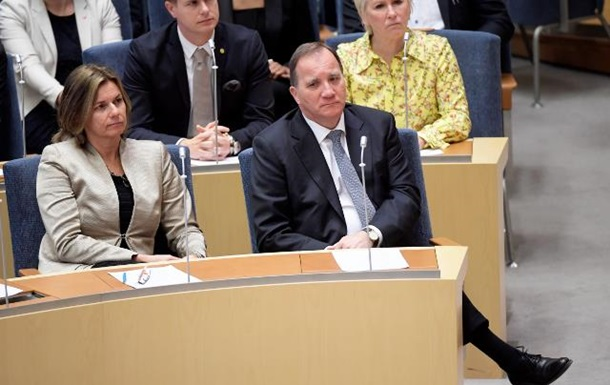 У Швеції парламент звільнив прем єр-міністра