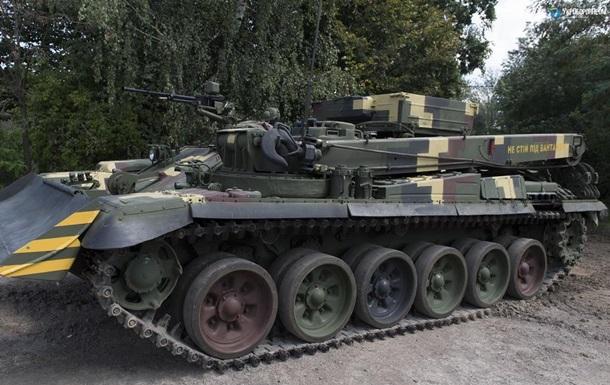 """В Украине готовятся начать выпуск нового броневика по имени """"Лев"""""""
