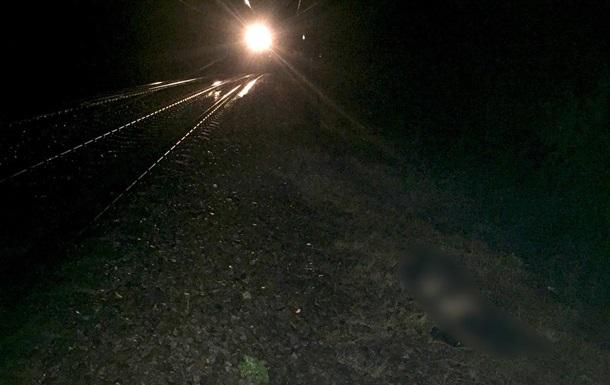 У Харківській області поїзд збив чоловіка