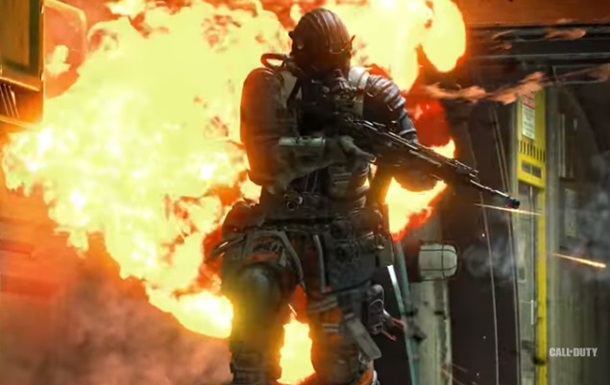 В Сети появился релизный трейлер Call of Duty