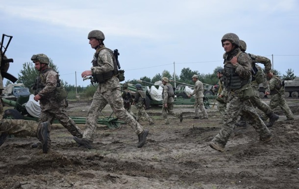 В Україні стартували військові навчання Козацька воля-2018