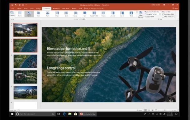 Microsoft заявила о выпуске Office 2019