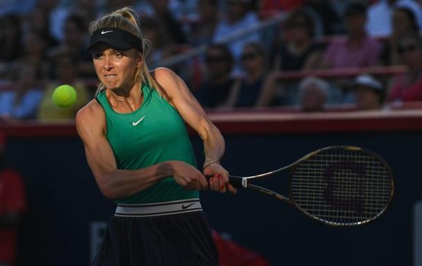 Світоліна підніметься на п яте місце в рейтингу WTA