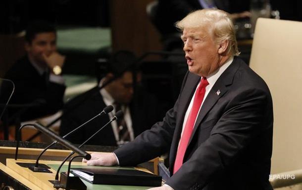 Трамп пообіцяв нові санкції проти Ірану