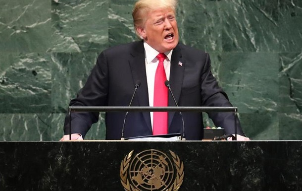 Трамп в ООН: Іранські лідери сіють хаос, смерть і руйнацію