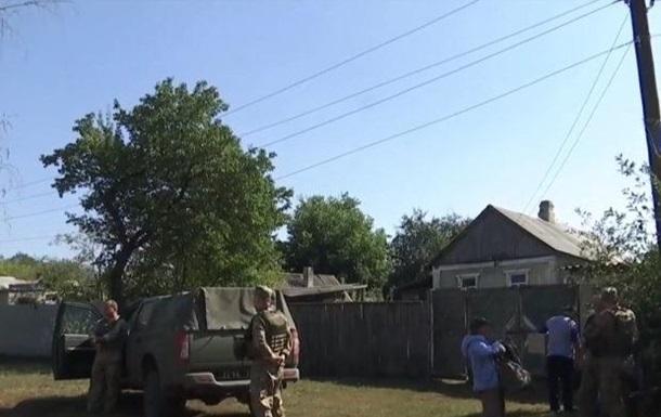На Донбассе во время обстрела была ранена семейная пара