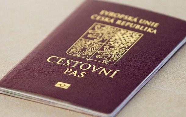 У Чехії відреагували на заяву Москаля про паспорти