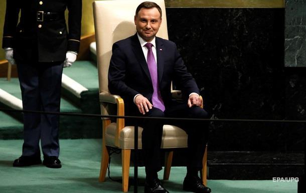 Генсек ООН обговорив з главою Польщі ситуацію в Україні