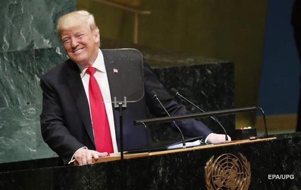 Смеялся весь зал. Что Трамп рассказал в ООН
