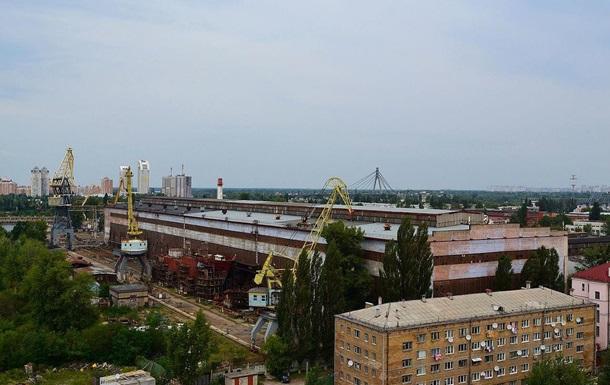 Судостроительный завод Порошенко покупает компания Тигипко