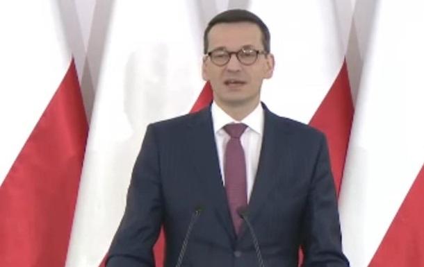 Суд зобов язав прем єра Польщі публічно спростувати скандальну заяву