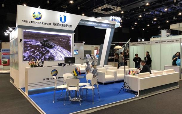 Україна представила військові розробки на виставці в Філіппінах