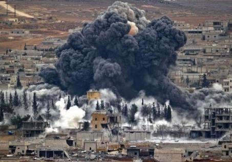Борьба вокруг Сирии продолжается