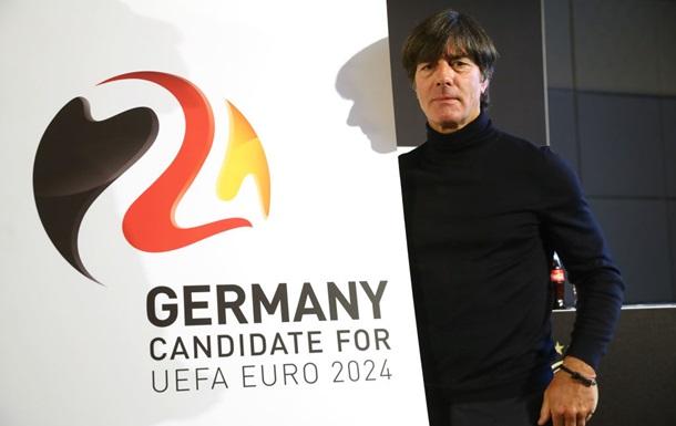 Стало відоме місце проведення футбольного Євро-2024