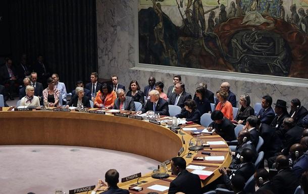 Україна, хімзброя, Іран. Що обговорила Радбез ООН