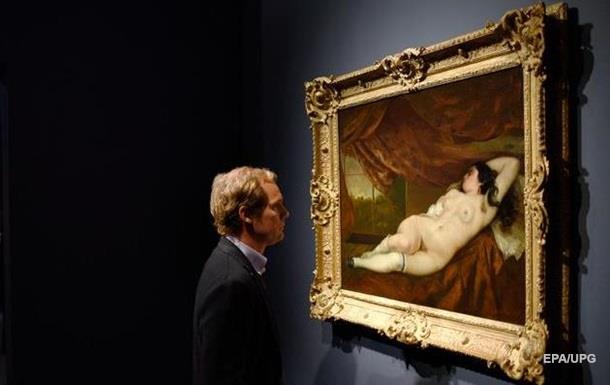 Тайна скандальной эротической картины 19 века