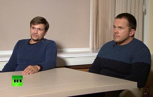 В Кремле отреагировали на данные расследования о Петрове и Боширове