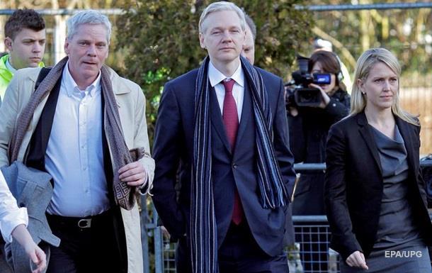 Ассанж пішов з посади редактора Wikileaks – ЗМІ