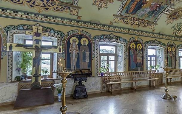 Знайшлася вкрадена з Києво-Печерської Лаври ікона
