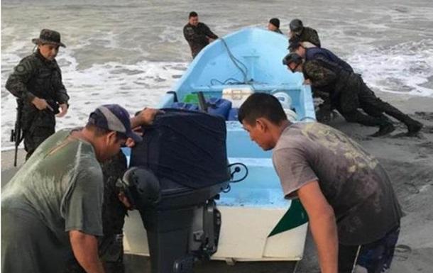 У Сальвадорі конфіскували понад півтонни кокаїну