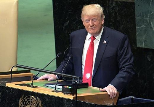 Трамп никого не боится