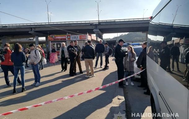 Захоплення маршрутки в Києві: в поліції розповіли подробиці