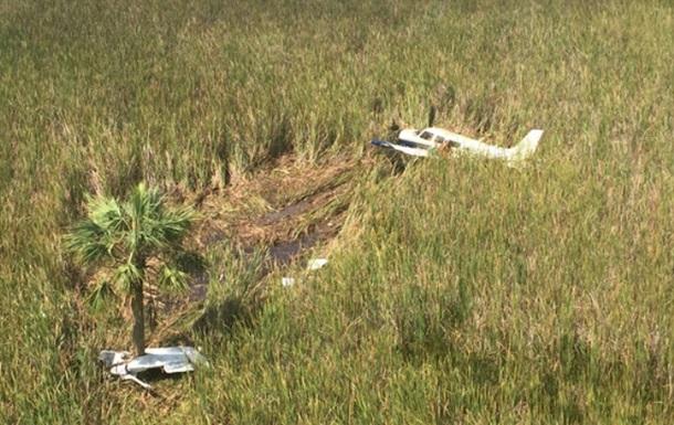 У США зазнав аварії легкомоторний літак