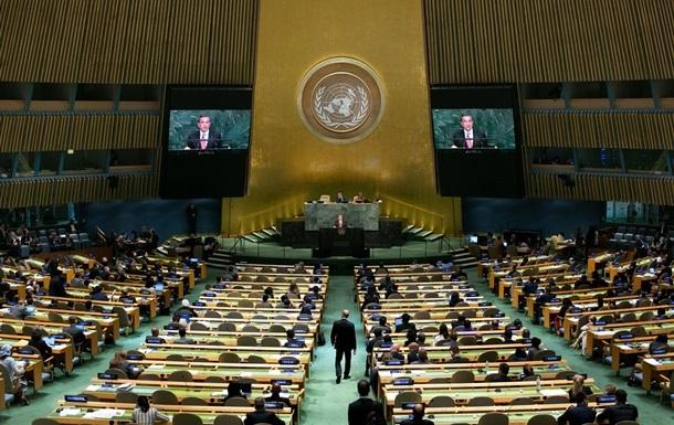ООН прийме резолюцію щодо Криму - Порошенко