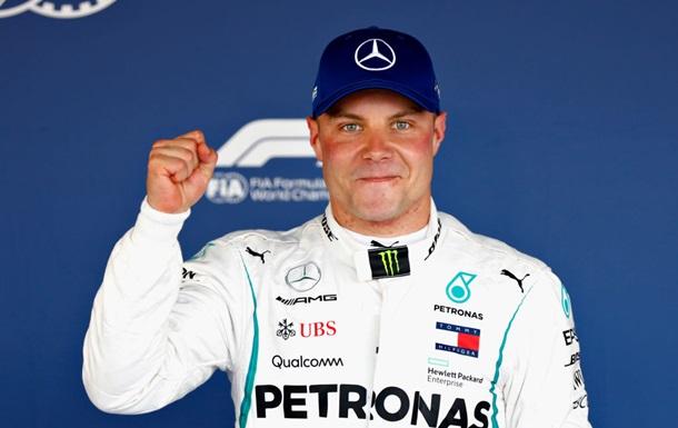 Формула-1: Боттас показав найкращий час на кваліфікації Гран-прі Росії