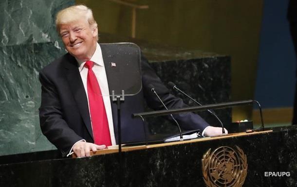 Світ знову заповажав США - Трамп