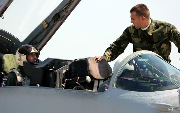 Сербия и Россия проведут военные учения из-за конфликта в Косово