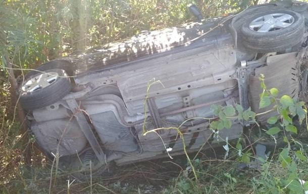 У Львівській області Fоrd злетів у кювет: постраждали четверо дітей