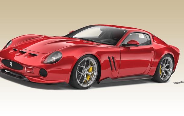 Ательє Ares Design відродить Ferrari 250 GTO