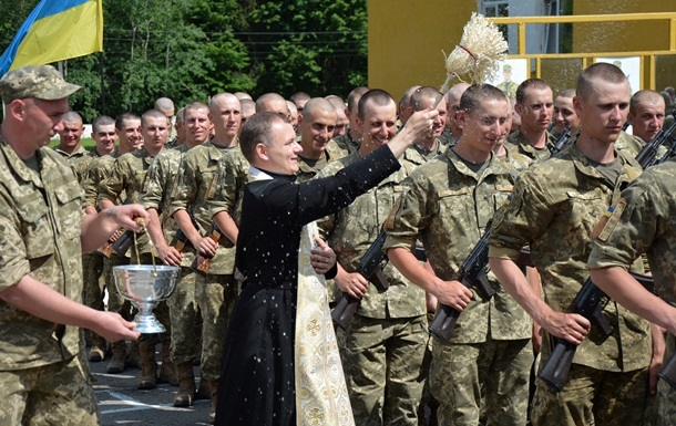 В Украине начался продленный осенний призыв