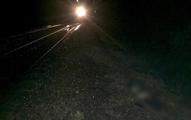 У Харківській області потяг збив жінку
