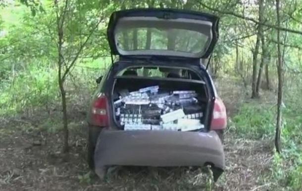 В Венгрии правоохранители гонялись по лесу за украинским контрабандистом