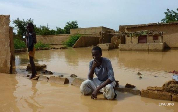 Жертвами наводнений в Нигере стали 42 человека