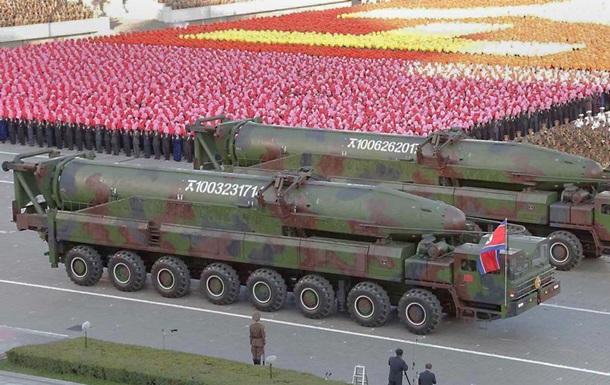 Сеул оцінює ядерний арсенал КНДР у 20-60 боєзарядів