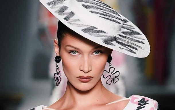 Белла Хадид попала на обложку Bazaar Arabia