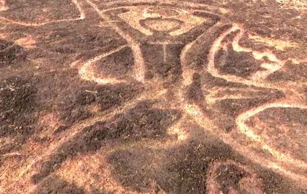 Найдены рисунки неизвестной древней цивилизации