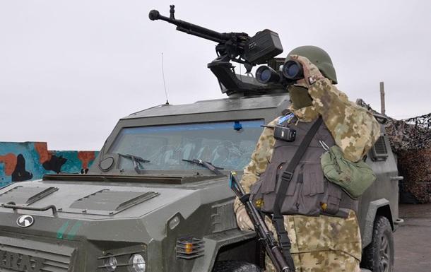 Прикордонник постраждав від лазерної зброї на Донбасі - Держприкордонслужба